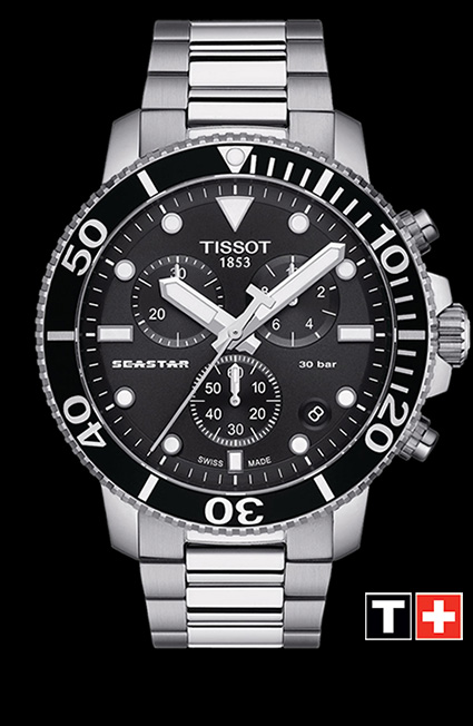 Tissot Mens Collection Watch T1204171105100